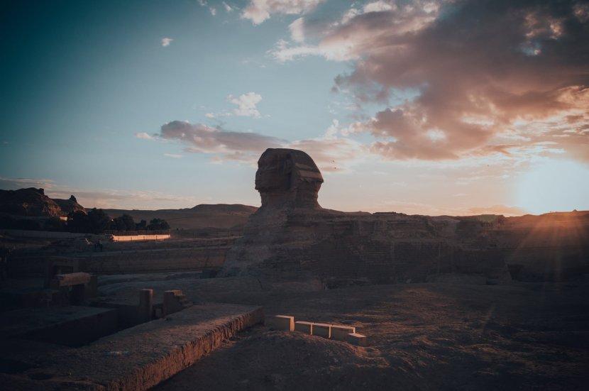 sfinga piramide , Egipat