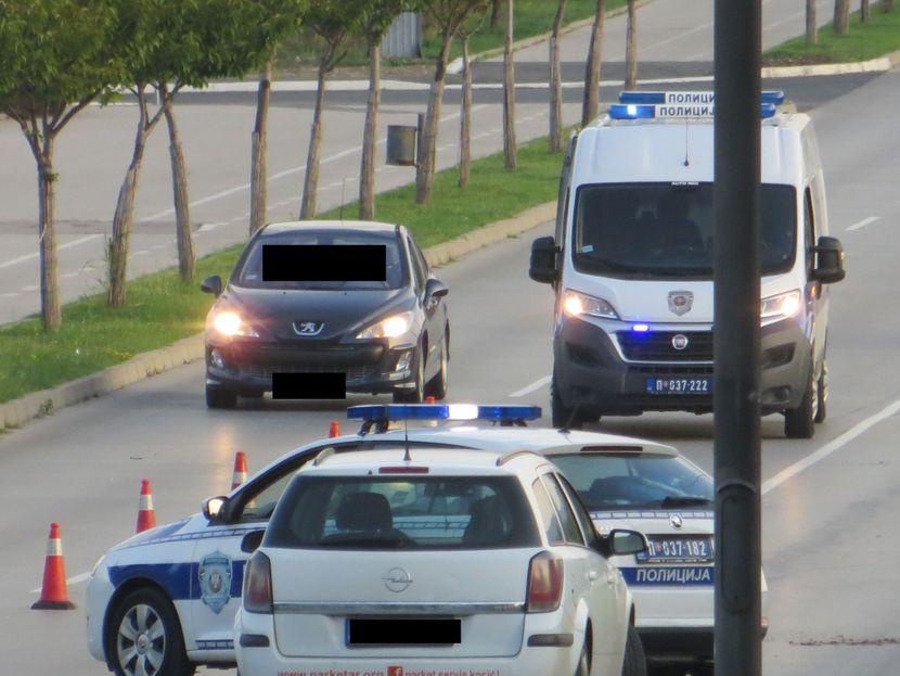 Niška Banja, saobraćajna nesreća, udes