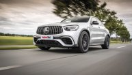 TEST Mercedes-AMG GLC 63 S 4MATIC+ Coupe: Potpuno novi SUV doživljaj