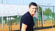 """""""Dereš se kao zmaj u teranju"""": Andrija Milošević hit snimkom pokazao kakav je teniser (VIDEO)"""