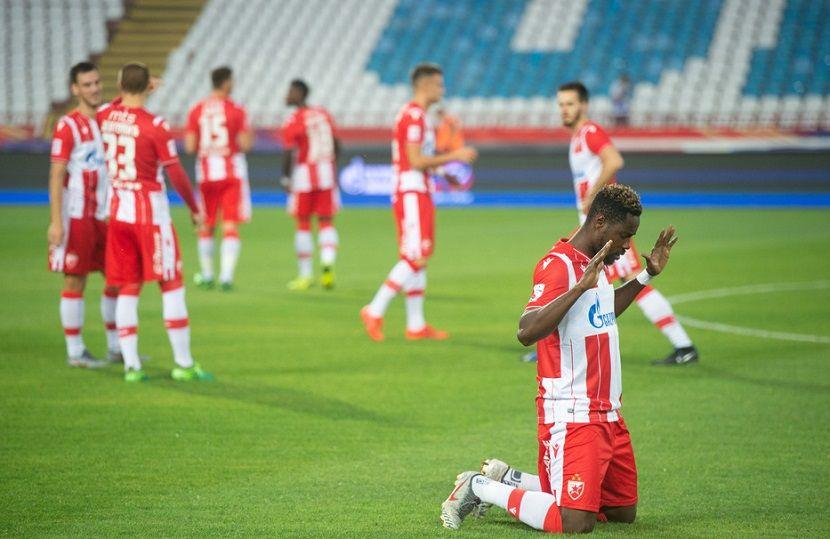 Miloš Vulić, FK Crvena zvezda