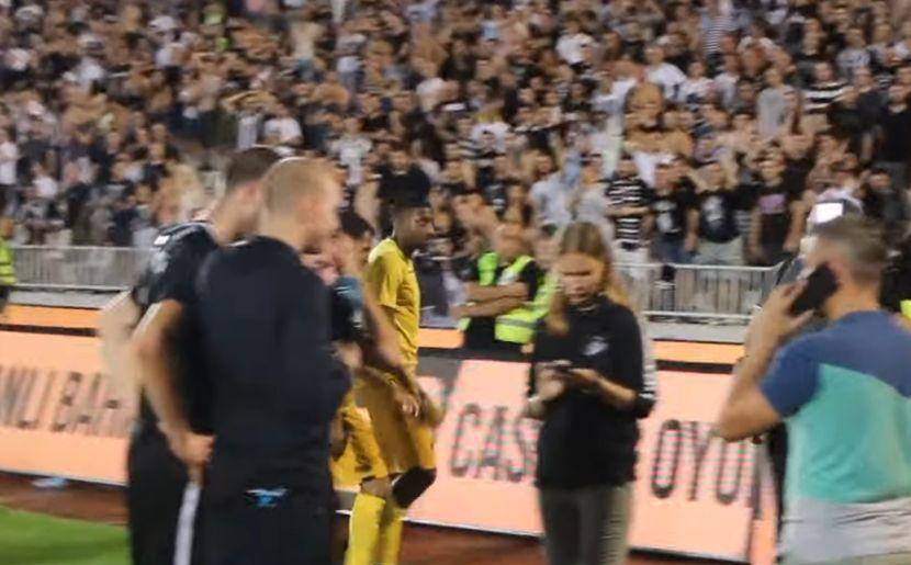 Mičel Donald, FK Partizan, FK Malatija