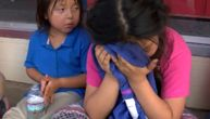 Stotine migranata uhapšeno u SAD, deca plaču sama na ulici: Došla su iz škole i zatekla prazan dom