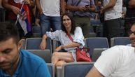 Jelisaveta bodrila Srbiju u Areni: Pogledajte njenu reakciju kada je Teodosić ušao u igru (VIDEO)