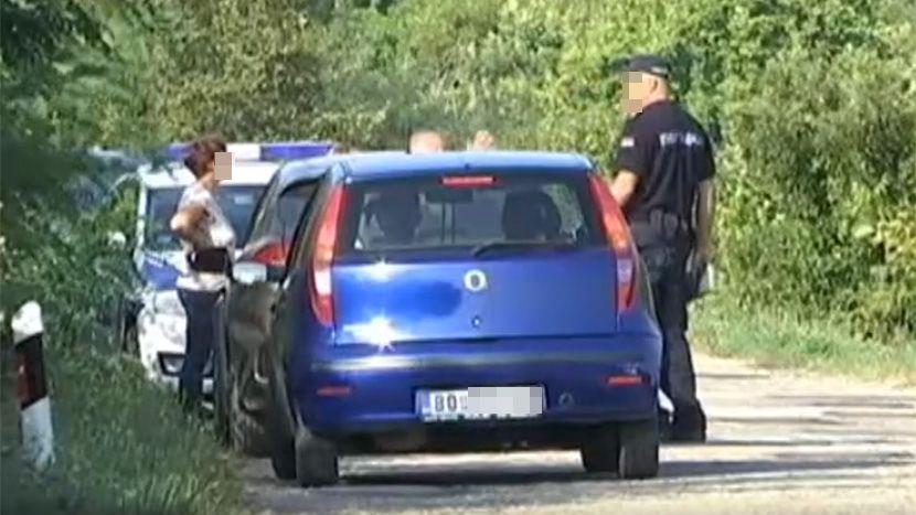 Jabukovac, policija