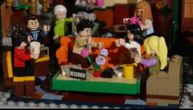 """Čuveni """"Prijatelji"""" ponovo ispijaju kafu u Central parku: Ovoga puta u """"Lego"""" svetu (VIDEO)"""