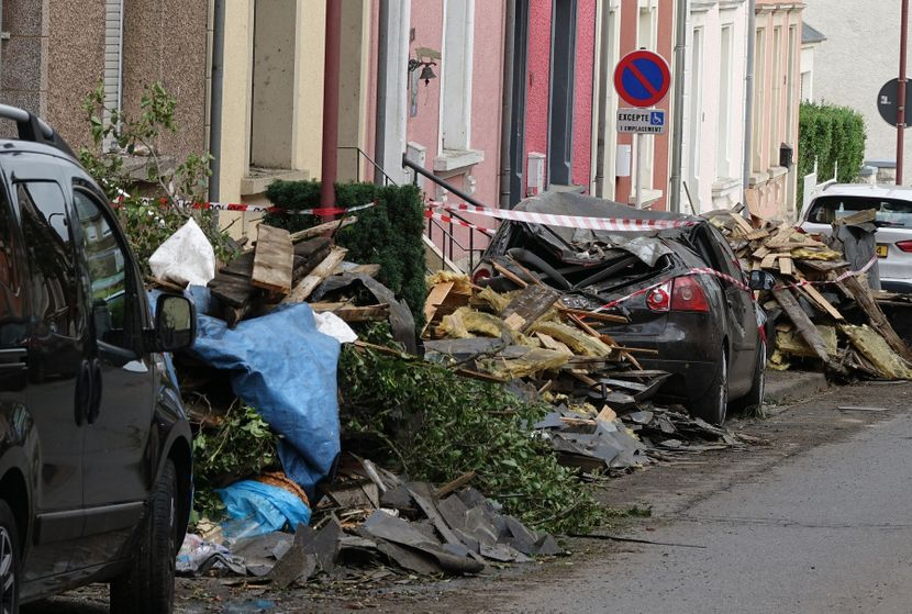 Tornado u Luksemburgu