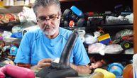 Radio sa dečjim igračkama, a onda se obogatio na popravkama vibratora (VIDEO)