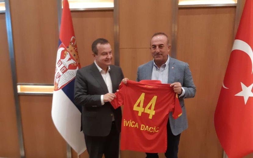 Ivica Dačić, Ministarstvo spoljnih poslova, Turska