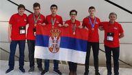 Tadija, Nikola, Mladen i Jovan osvojili 4 medalje na Informatičkoj olimpijadi u Bakuu