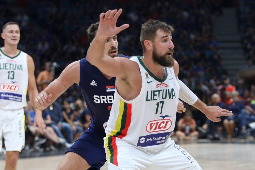 Košarka, Srbija - Litvanija