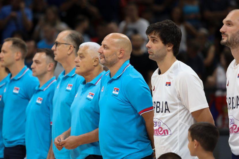 Aleksandar Saša Đorđević, Miloš Teodosić