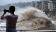 Tajfun Lekima u Kini odneo 28 života, 20 ljudi nestalo