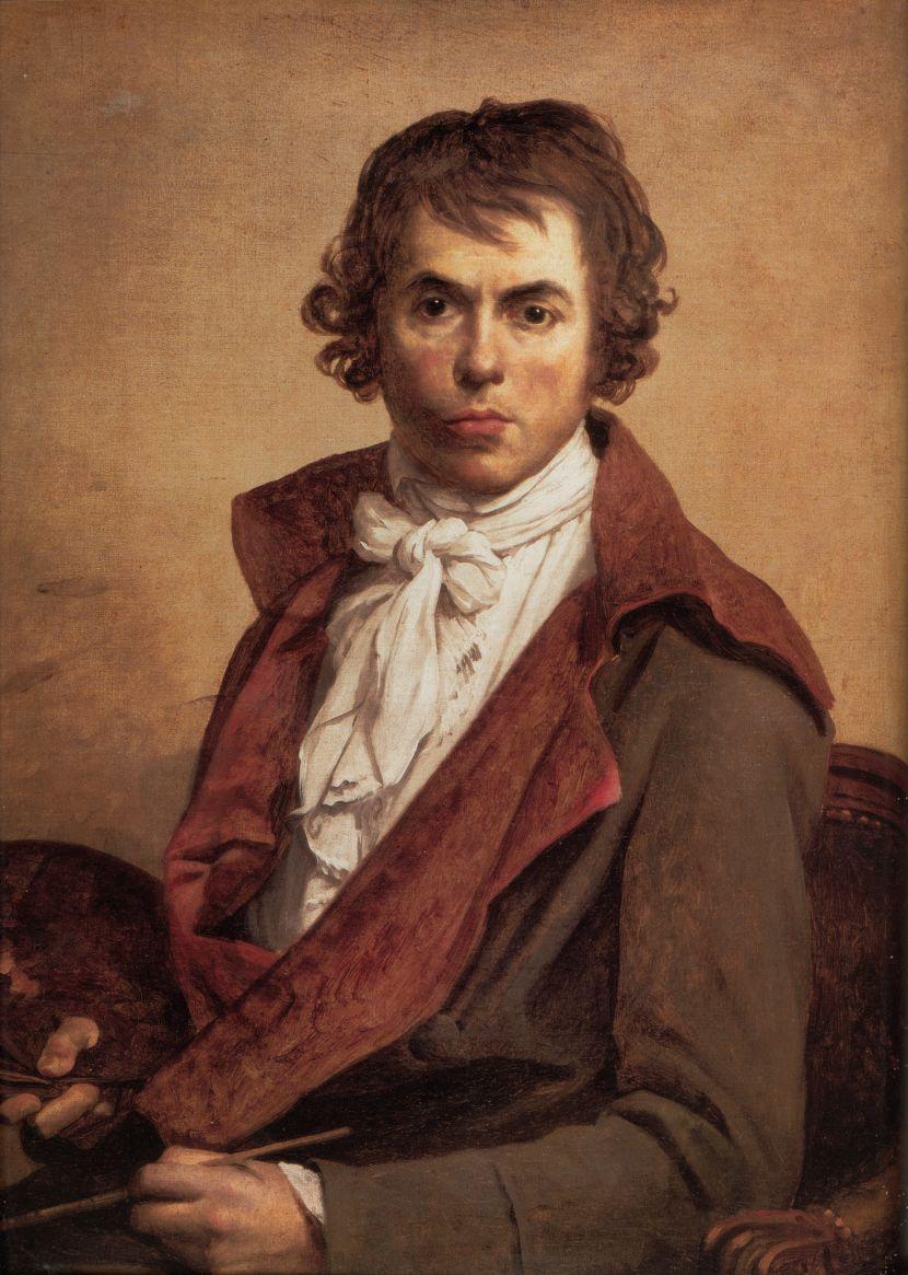 Žak-Luj David, Slikarstvo, Istorija umetnosti