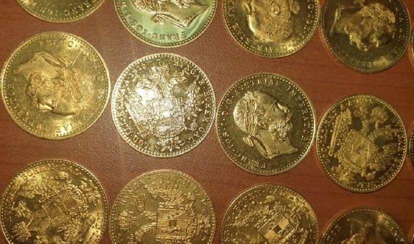 torbica puna zlatnika
