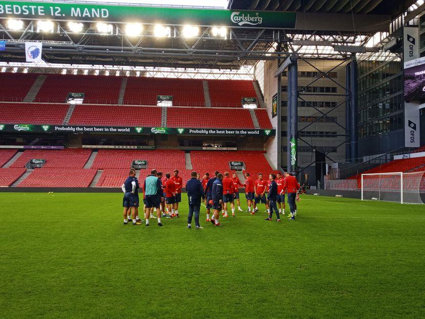 FK Crvena zvezda, Kopenhagen