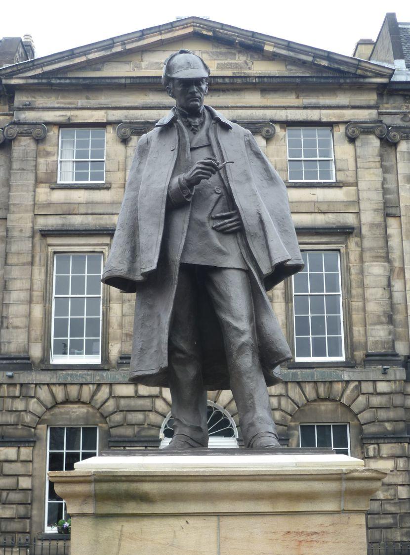 Artur Konan Dojl, Šerlok Holms, Britanska književnost, Engleska književnost, Svetska književnost