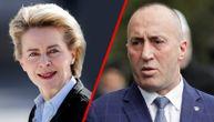 Nova predsednica Evropske komisije pisala Haradinaju: On se odmah pohvalio