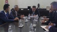 Razgovor o regionalnim pitanjima i saradnji dve zemlje: Dačić se sastao sa Bocan Harčenkom