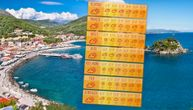 Dugoročna prognoza za septembar: Vrelina pogađa Balkan, na Halkidikiju idealno za kupanje i sunčanje