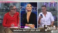 Ana zapretila Mići tokom emisije, on pobesneo: Da nisi završila Jejl, pa imaš platu od 5.000 evra?!