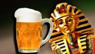 Napitak koji je imao božanski status: Napravljeno pivo po receptu starih Egipćana