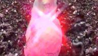 Ovakav svetlucavi gmizavac zaista postoji! Da li znate koje je stvorenje u pitanju? (VIDEO)