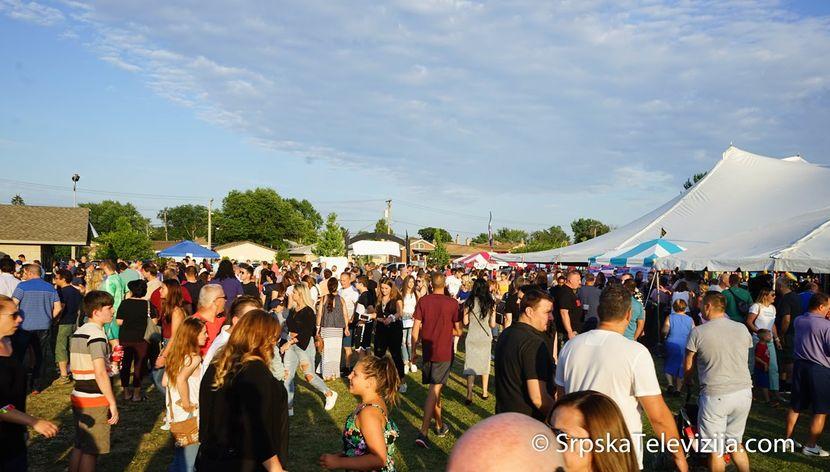 SERB FEST, Čikago, srpski festival