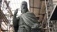 Ovako izgleda spomenik Stefanu Nemanji: Simbol stvaranja srpske države stiže uskoro iz Rusije