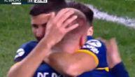 De Rosi debitovao golom za Boku, ali se utakmica pretvorila u noćnu moru (VIDEO)