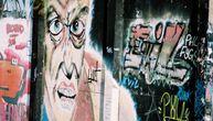Nerealni prizori na zidu kod Hipodroma: Nekada utočište uličnih umetnika, sada čeka neke nove klince