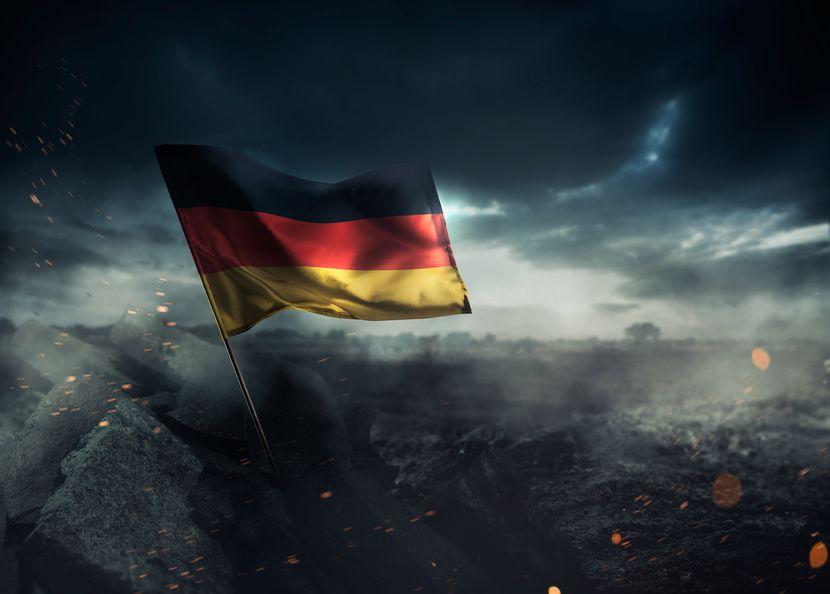Nemačka, recesija, kriza