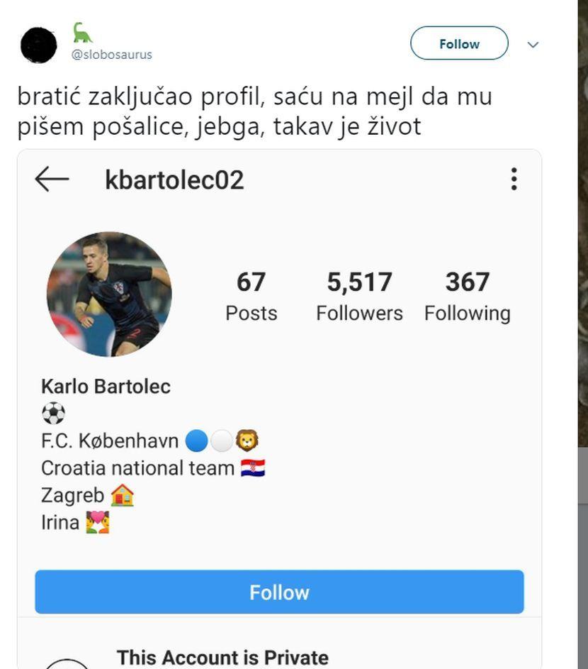 Profil Karla Bartoleca