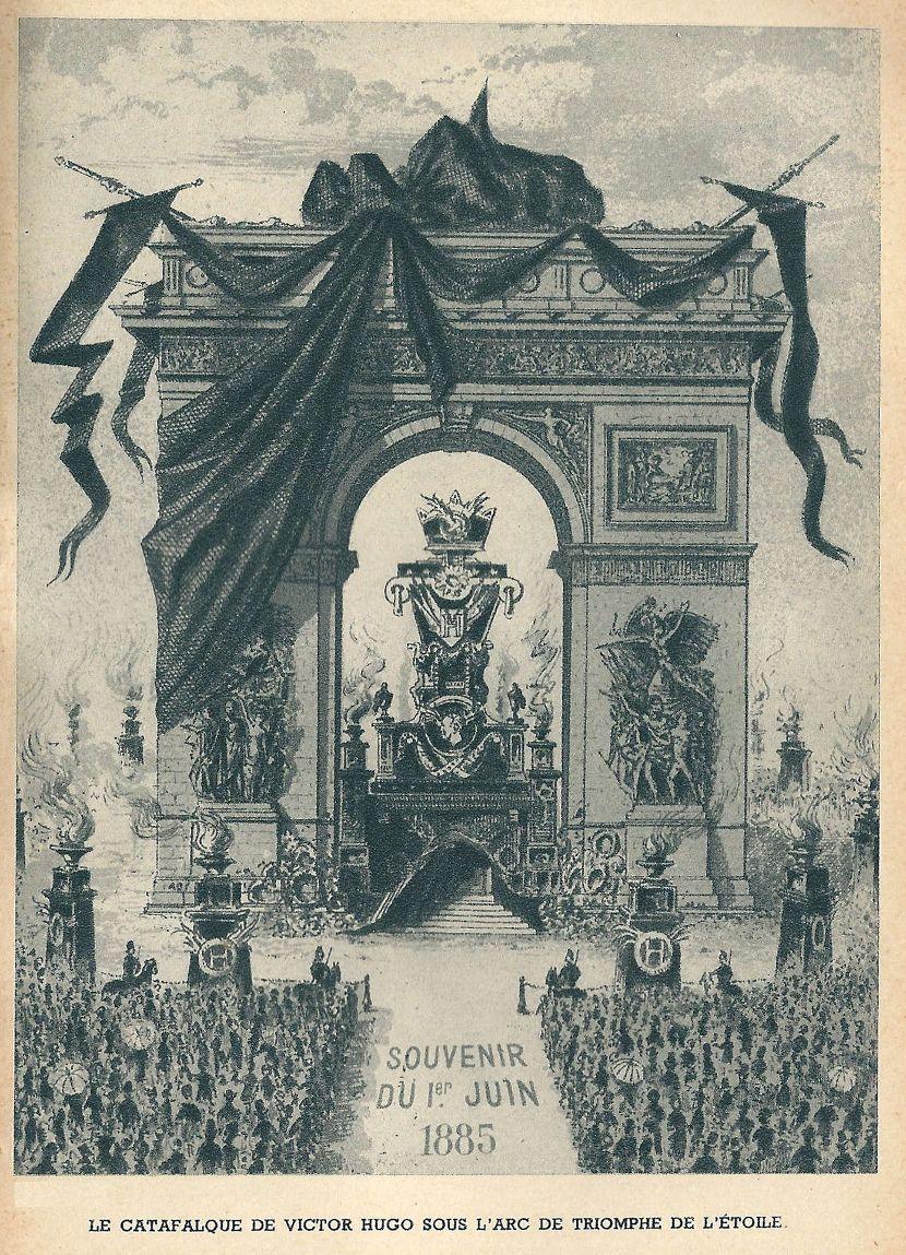 Viktor Igo, Francuska književnost