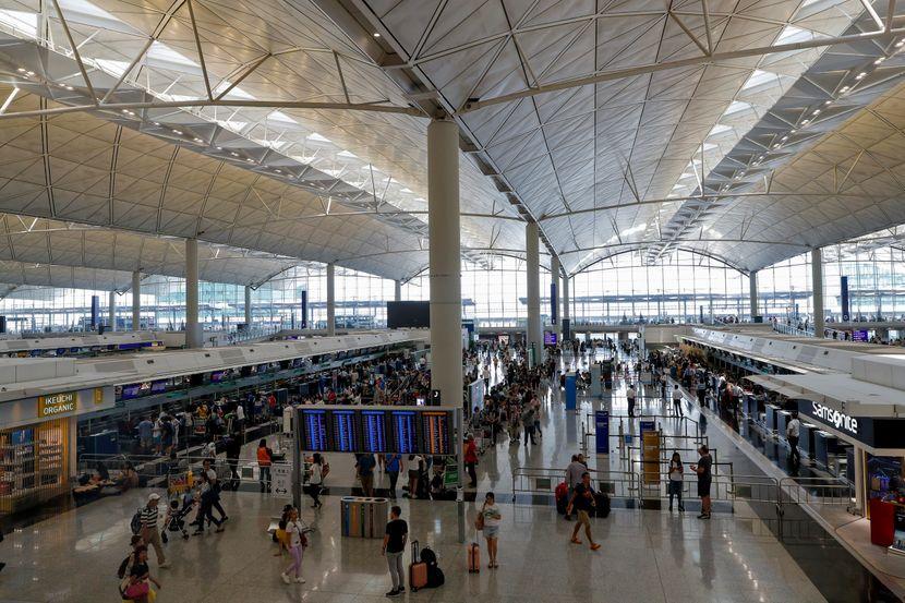 Hongkong aerodrom