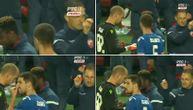 Pomoćni trener Zvezde krstio igrače pred penale: Detalj iz Kopenhagena koji mnogi nisu videli VIDEO