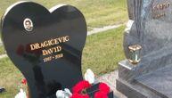 David Dragičević dobio spomenik u obliku srca: Na njemu je ispisana jedna teška rečenica (FOTO)