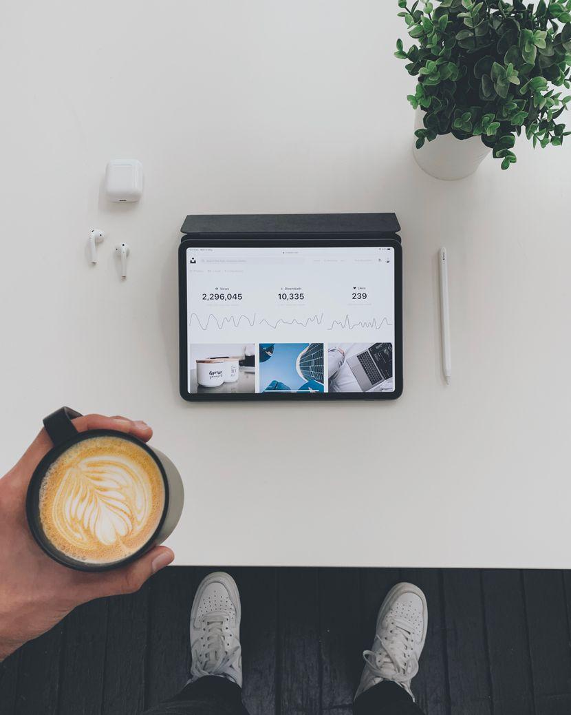 CODE, tablet