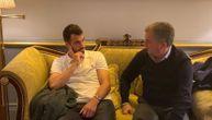 Tumbaković otkrio šta je tačno rekao Milivojeviću tokom razgovora u Londonu: Luka sine...