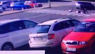 Krenuo u pljačku pa odustao da bi spasao dvoje dece od udara automobila (VIDEO)