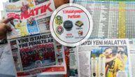 Telegraf u Malatiji: Turci nezaintersovani za Partizan, u gradu muk na dan utakmice (FOTO)