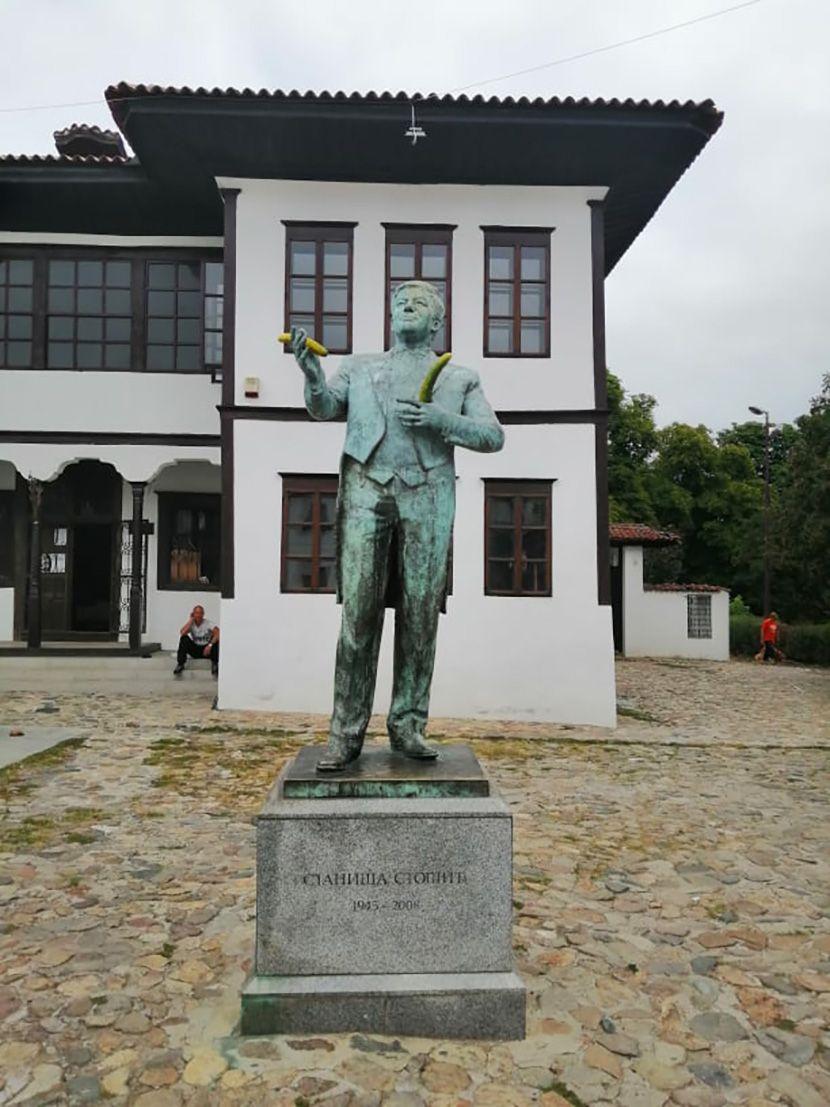 Ruganje Stanisi Stosicu, stanisa i krastavac