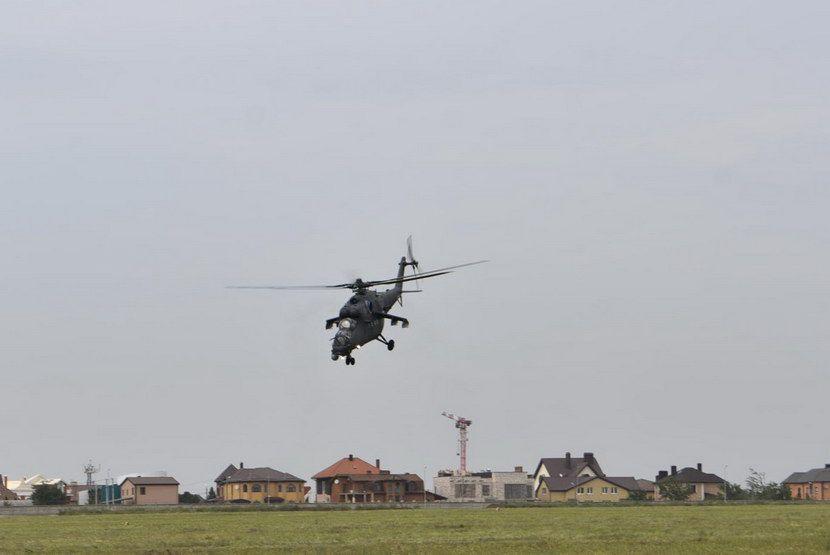 Aleksandar Vulin, helikopteri