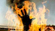 Mladić u požaru fabrike kod Užica zadobio opekotine leđa, ruku, glave. Transport za BG mu je odložen