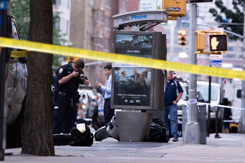 menhetn, njujork, metro, evakuacija