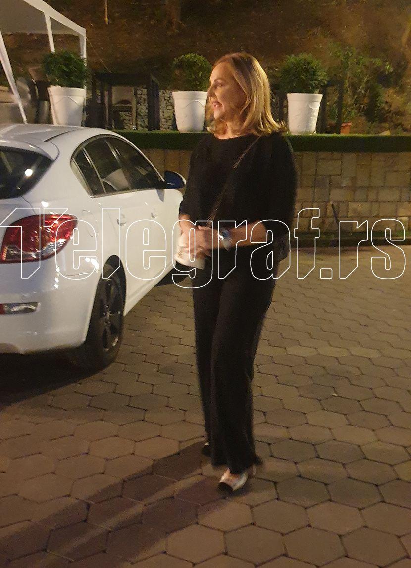 Ana Bekuta, Jelena Karleuša rođendan