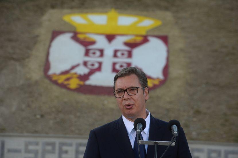 Aleksandar Vučić, otvaranje auto-puta