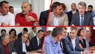 (UŽIVO) Obraćanje medijima učesnika 3. sastanka vlasti i opozicije o izbornim uslovima (LIVESTREAM)