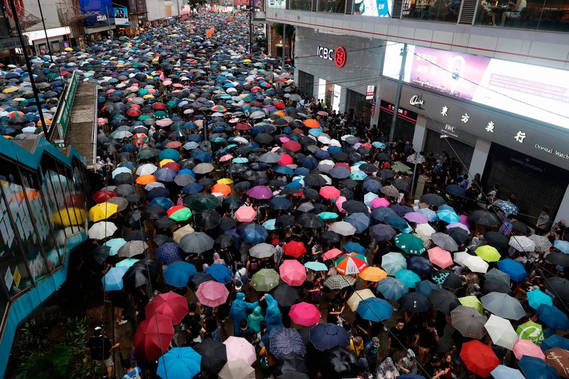 protesti, hongkong