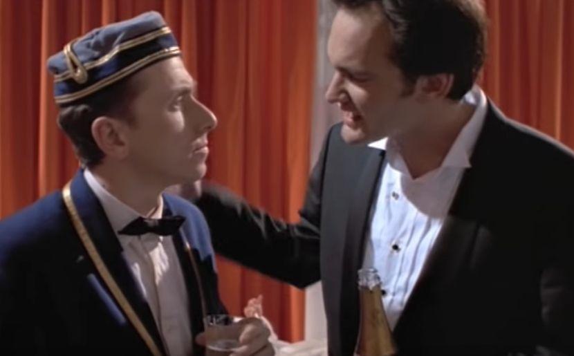 Tim Rot, Kventin Tarantino, film